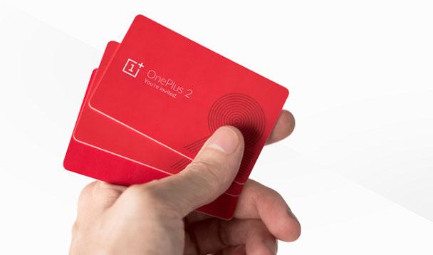 OnePlus 2 invitation