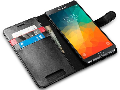 Spigen coques Galaxy Note 5 S6 Edge Plus 3