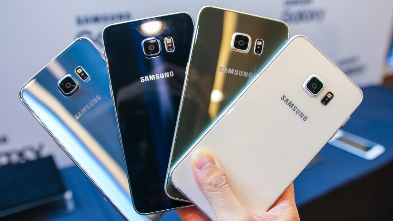 Prise-main Galaxy S6 Edge +  11