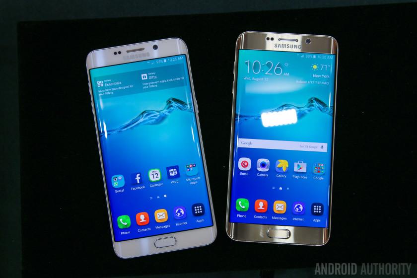 Prise-main Galaxy S6 Edge +  3