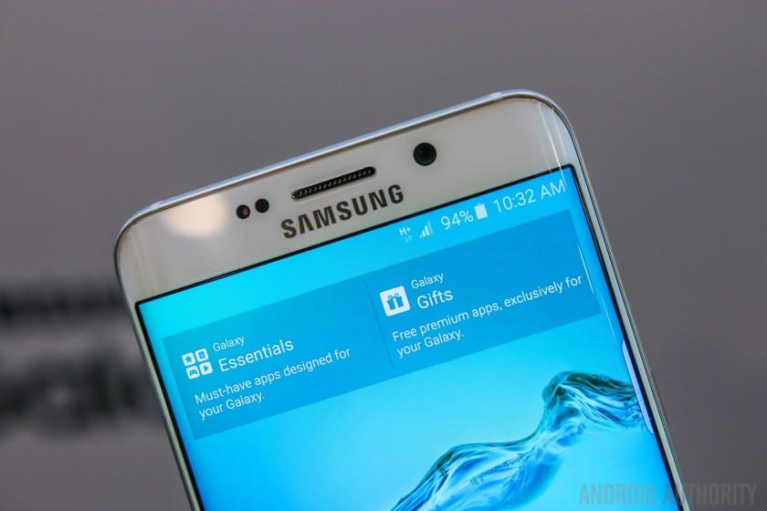 Prise-main Galaxy S6 Edge +  8