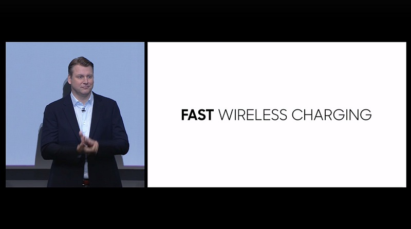 Samsung chargeur rapide sans fil galaxy S6 Edge +