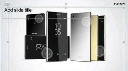 Sony Xperia 70 plus
