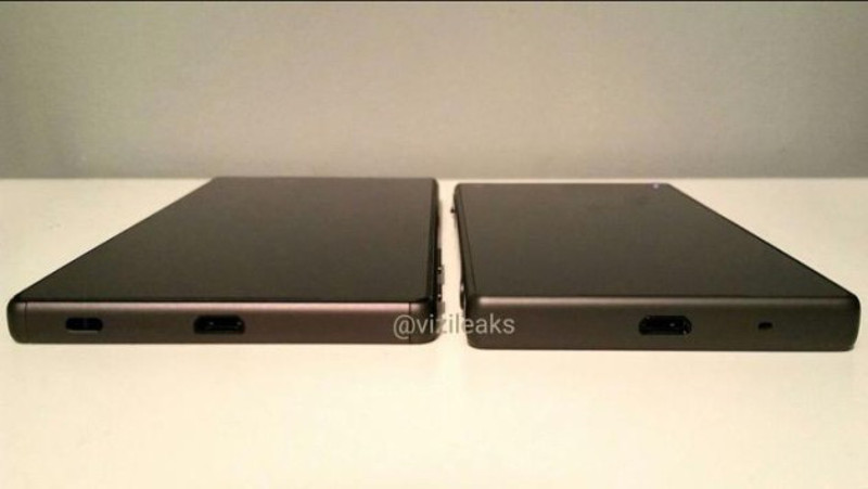 Sony xperia z5 z5 compact nouvelle photo