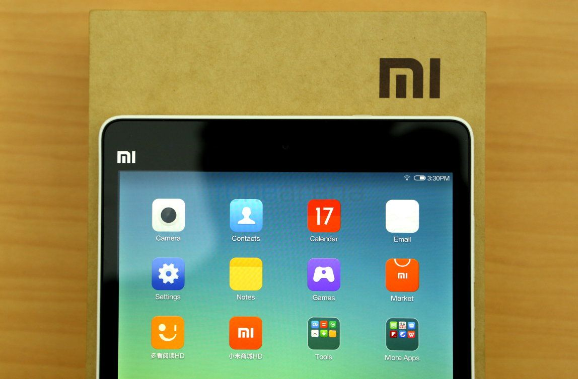 Xiaomi MiPad 2 : dual boot Android/Windows 10 et ...