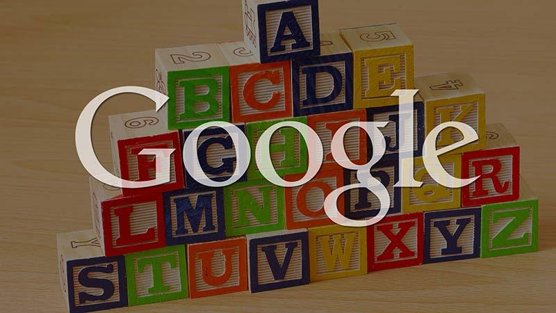 alphabet pourquoi google restructure
