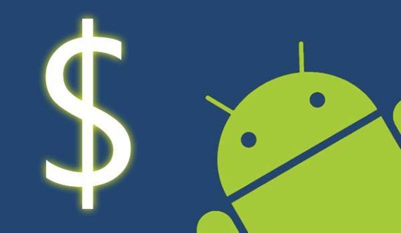 le co t cach des applications gratuites sur android. Black Bedroom Furniture Sets. Home Design Ideas