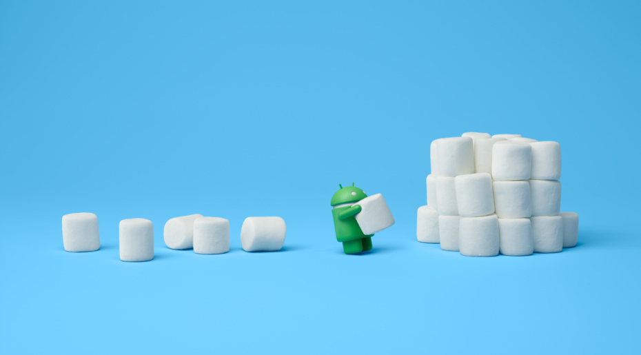 android marshmallow interface tutoriel