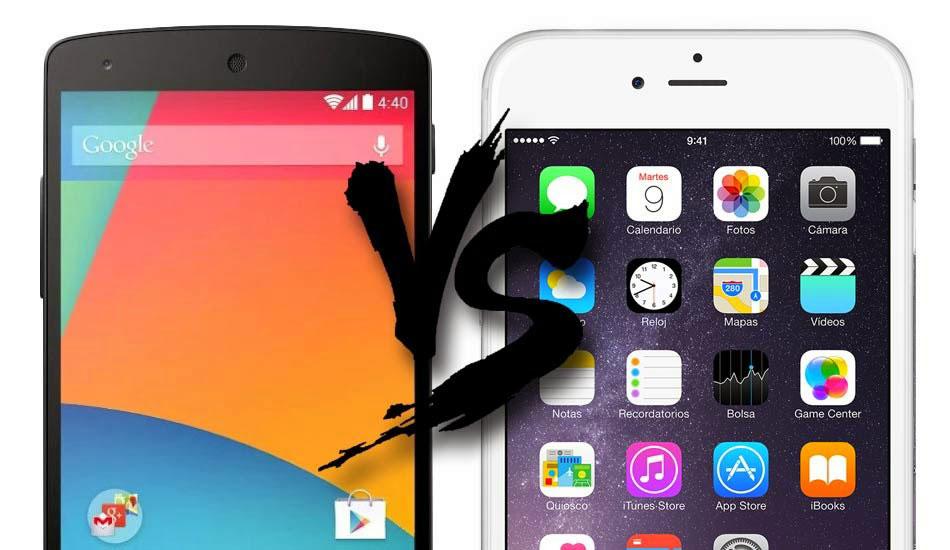 android vs ios loyaute