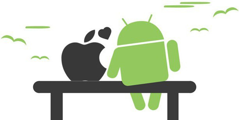 apple applications enthousiasmantes android
