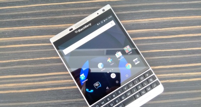 blackberry passport android lollipop video
