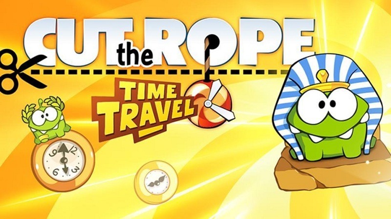 Cut The Rope Time Travel gratuit