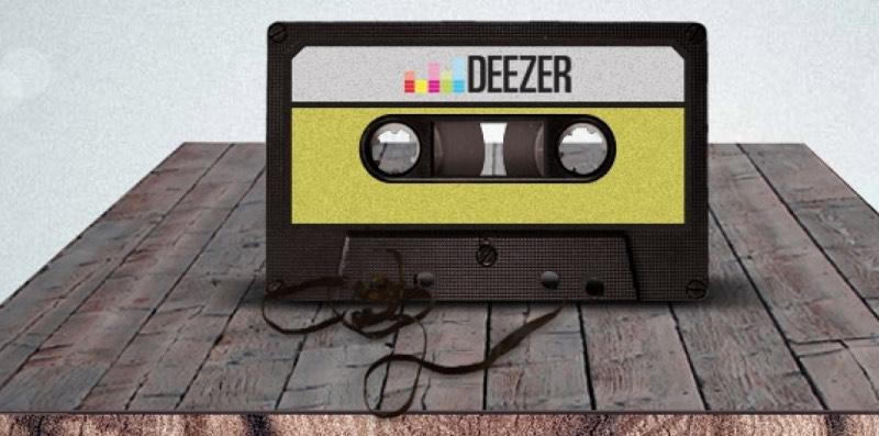 deezer majors artistes