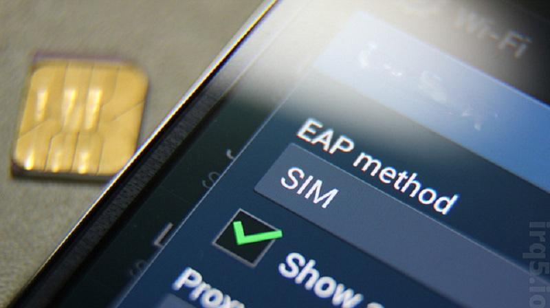 EAP-SIM Nexus 5 incompatibilité