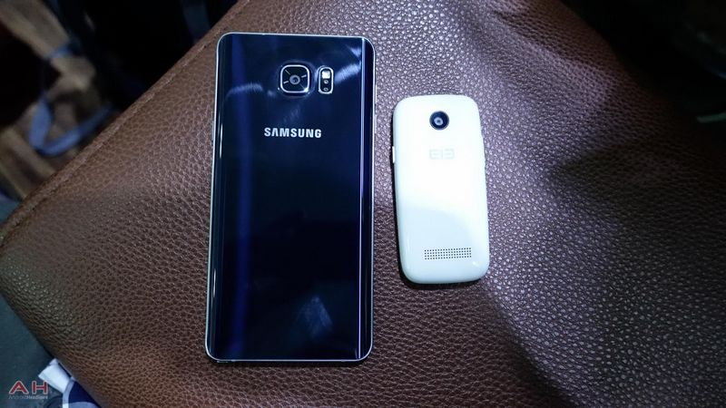 Elephone vs Galaxy Note 5