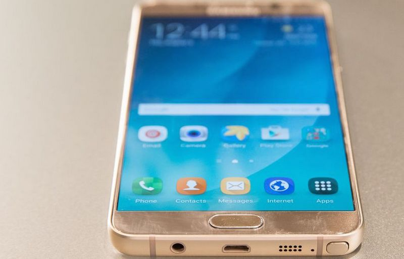Galaxy Note 5 Europe
