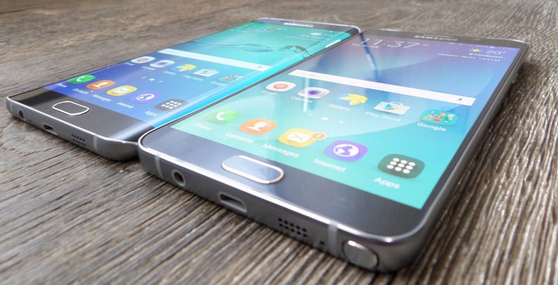 Galaxy Note 5 ecran