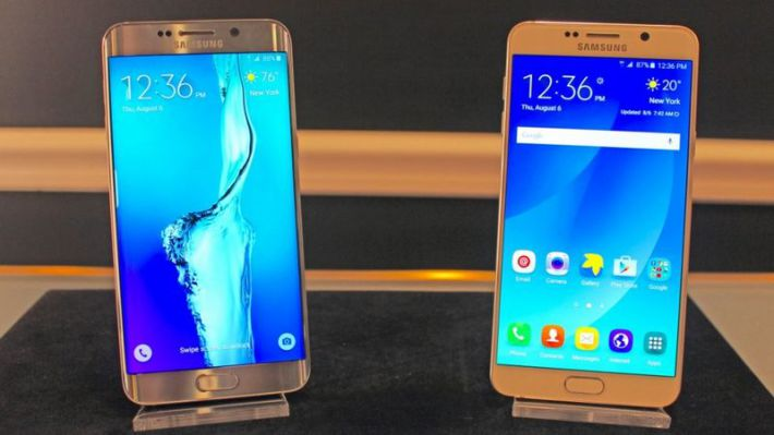 Galaxy Note 5 S6 Edge+ ventes