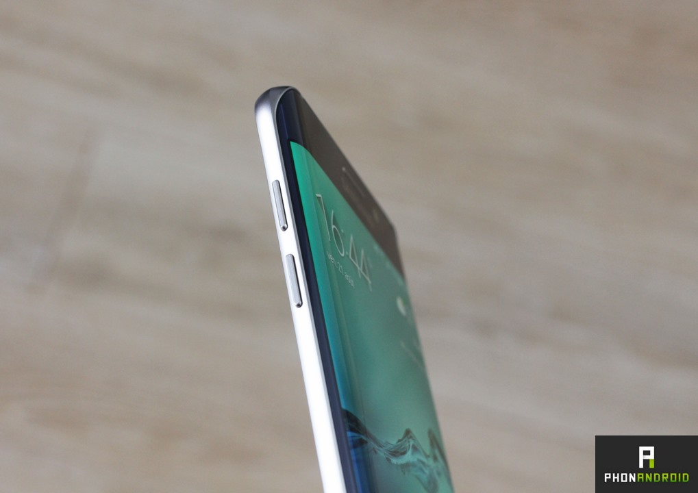 galaxy s6 edge plus bouton volume