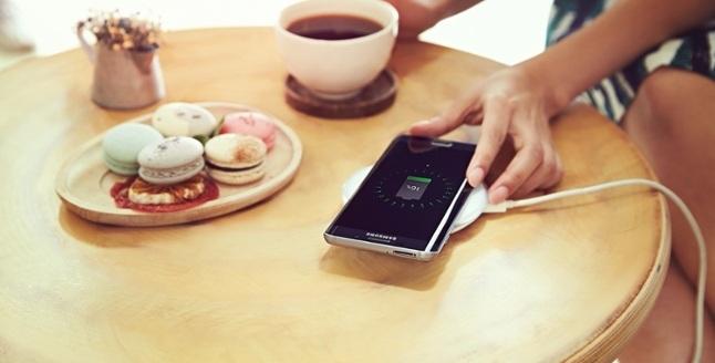 Galaxy S6 Edge+ recharge