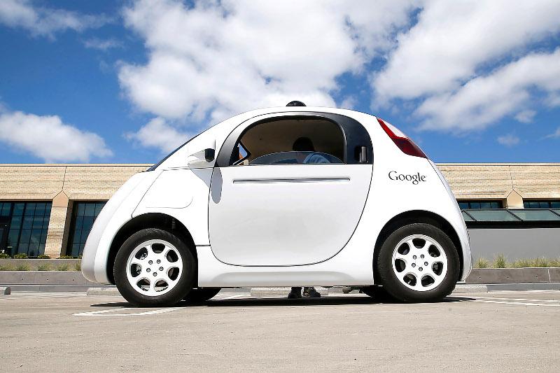 Google auto entreprise