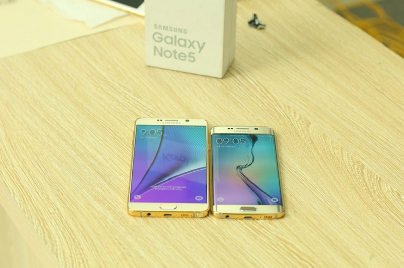 galaxy note 5 s6 edge+ version or