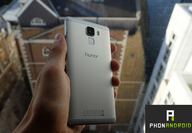honor 7 hands on