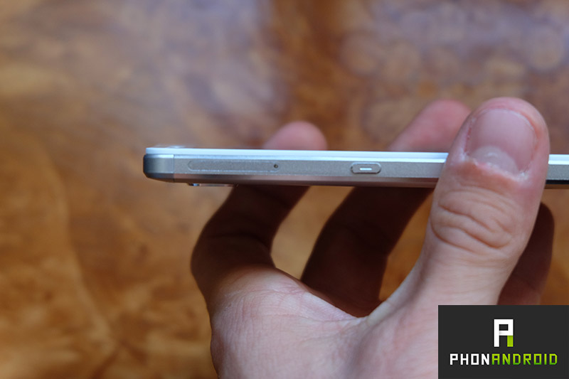 honor 7 micro sd bouton personnalisable