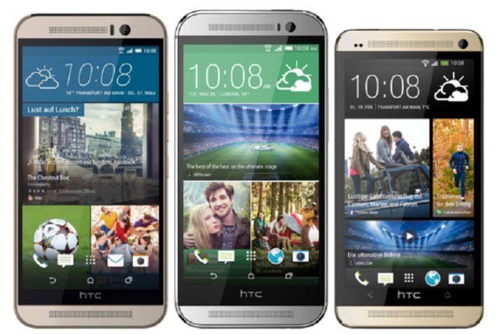 HTC One M7 M8 M9 publicité 4 Fantastiques