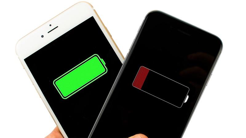 iphone 8 autonomie