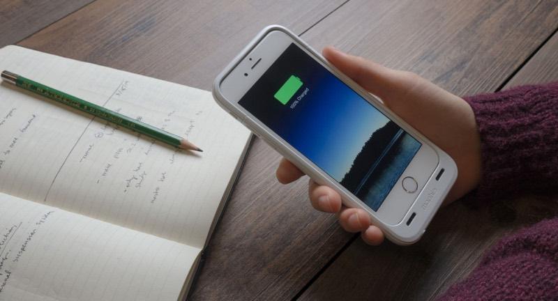 iphone 6 batterie une semaine