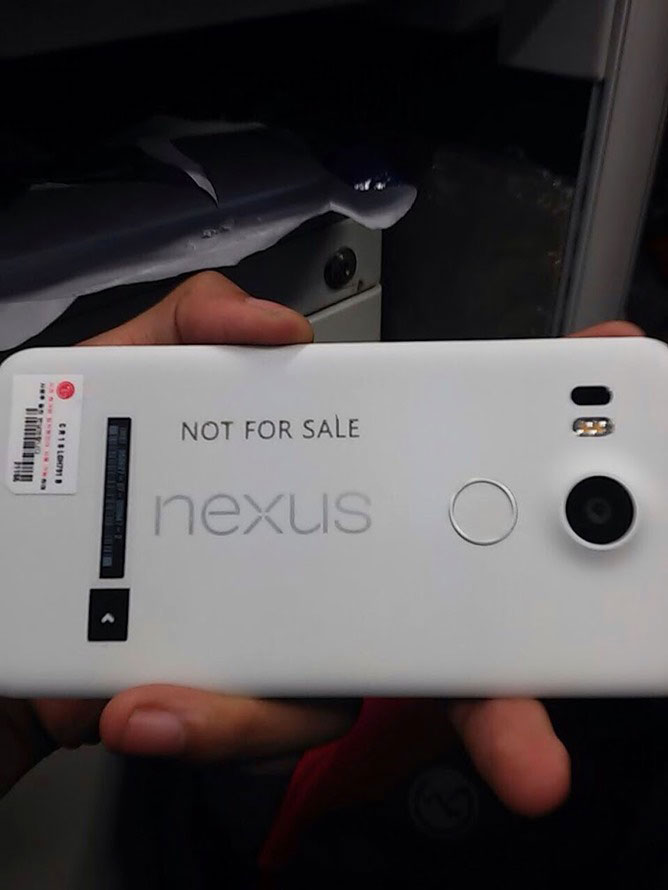 lg nexus 5 photo prototype