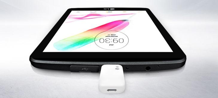 LG Pad 8.0