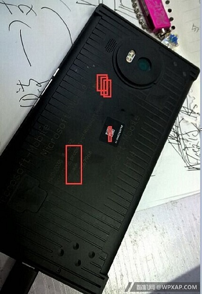 Lumia Prototype lumia 950 XL