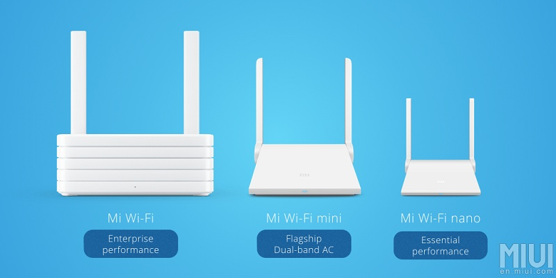 Mi Wi-Fi nano compare