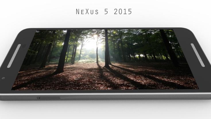 Nexus 5 2015 fiche technique