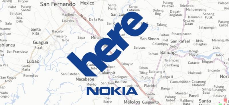 Nokia Here 2,8 milliards euros