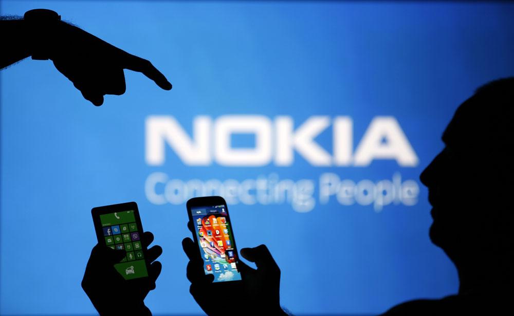 nokia retour marche mobile android