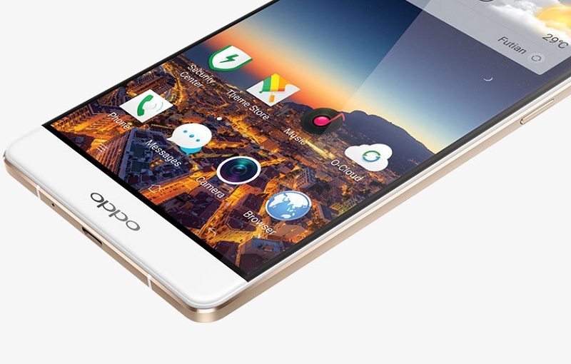 Oppo R7 Plus ecran