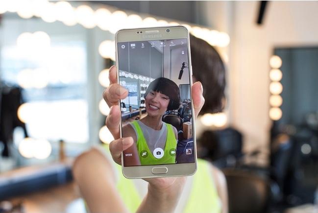 Galaxy Note 5 photo