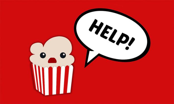 popcorn time failles securite inquietantes