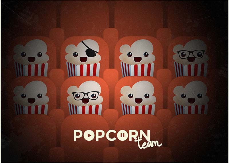 popcorn time reagit failles securite