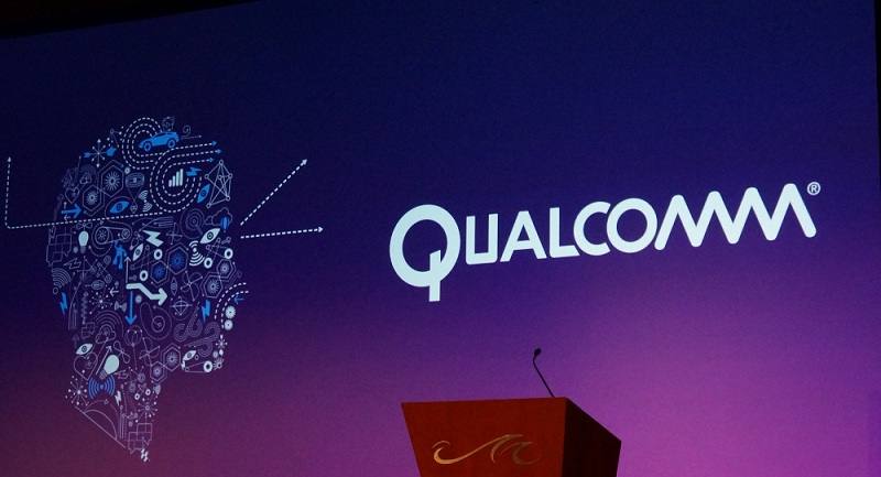 Qualcomm logo conference 11 août