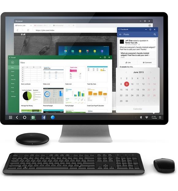 Remix Mini PC Android Kickstarter PC