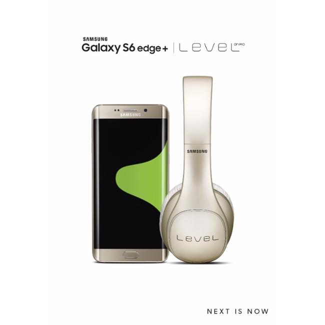 Galaxy S6 Edge + casque