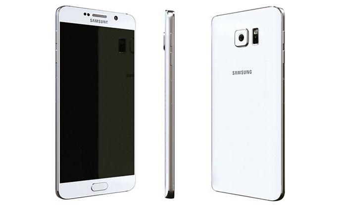 Samsung Galaxy Note 5 fin