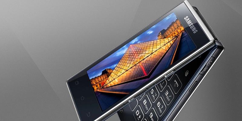 Samsung G9198 flip-phone