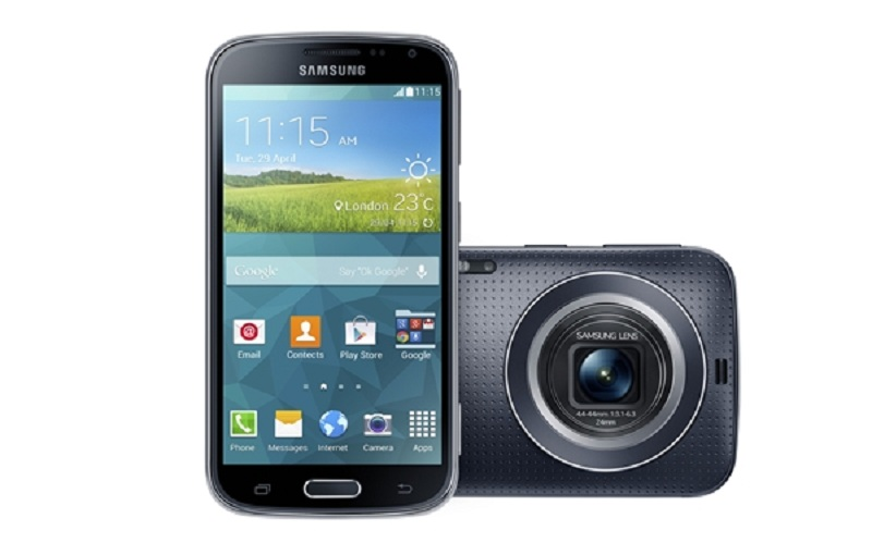 Samsung Galaxy K Zoom pas mise a jour Android Lollipop 5.0