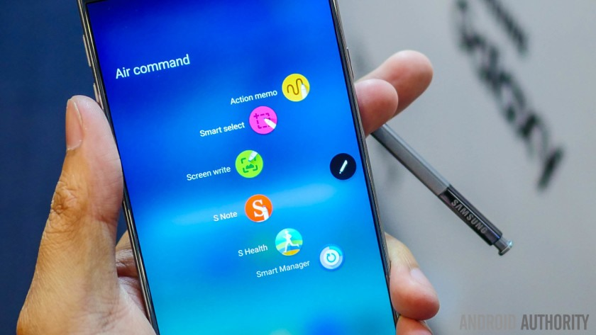 galaxy note 5 samsung avis