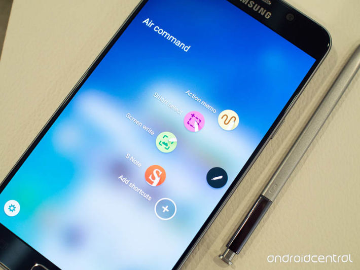 Galaxy Note 5 drop tests